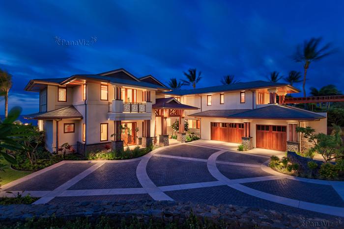 Maui Luxury Real Estate Photography by PanaViz
