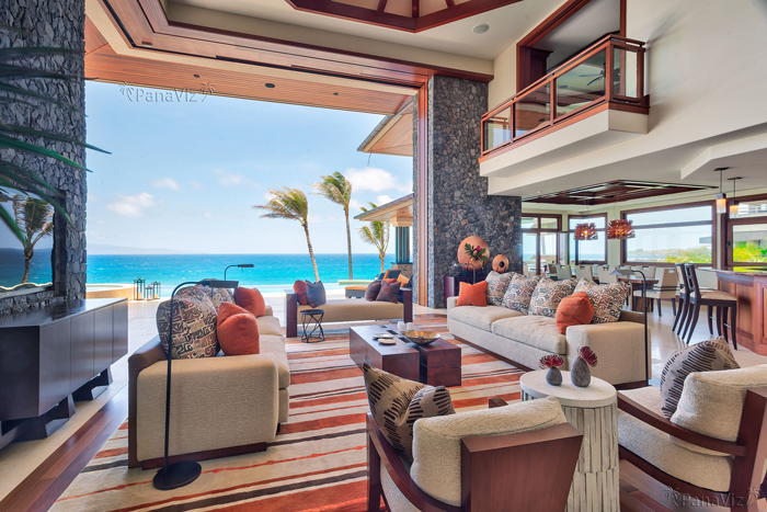 Photography and Virtual tour of Maui Real Estate
