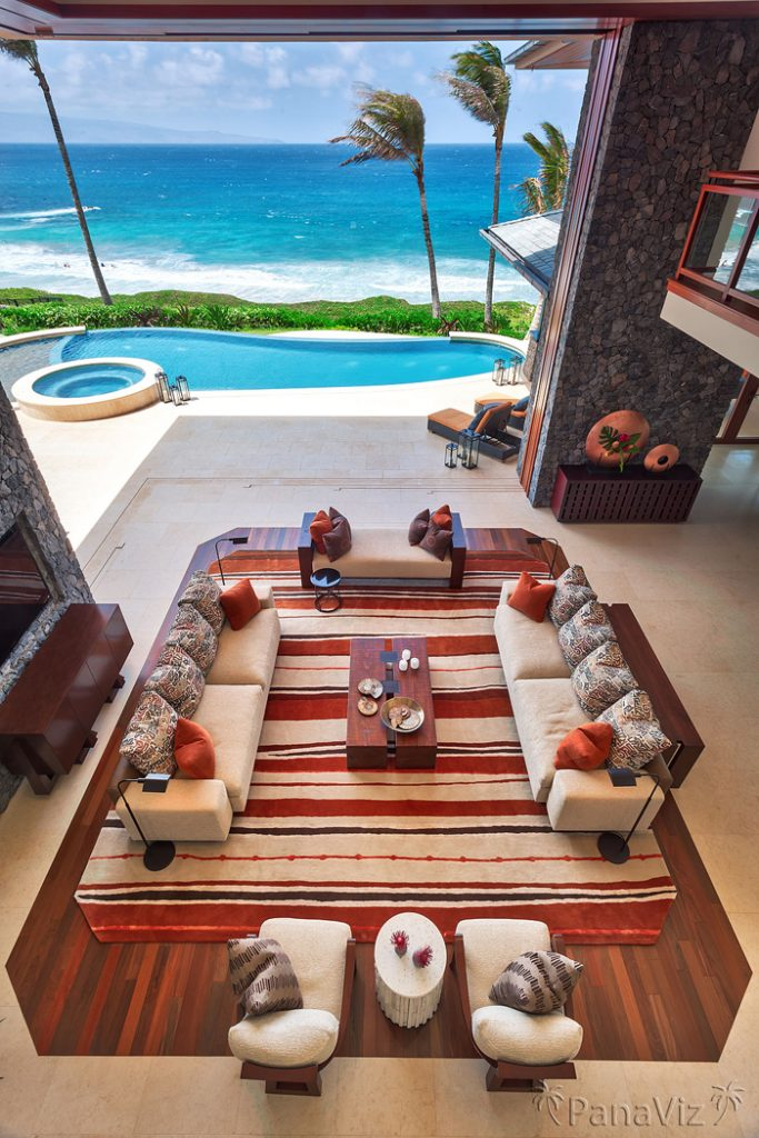 Maui Luxury Real Estate Photography
