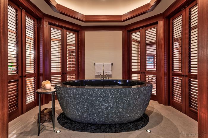 Maui Real Estate Photography - Bath