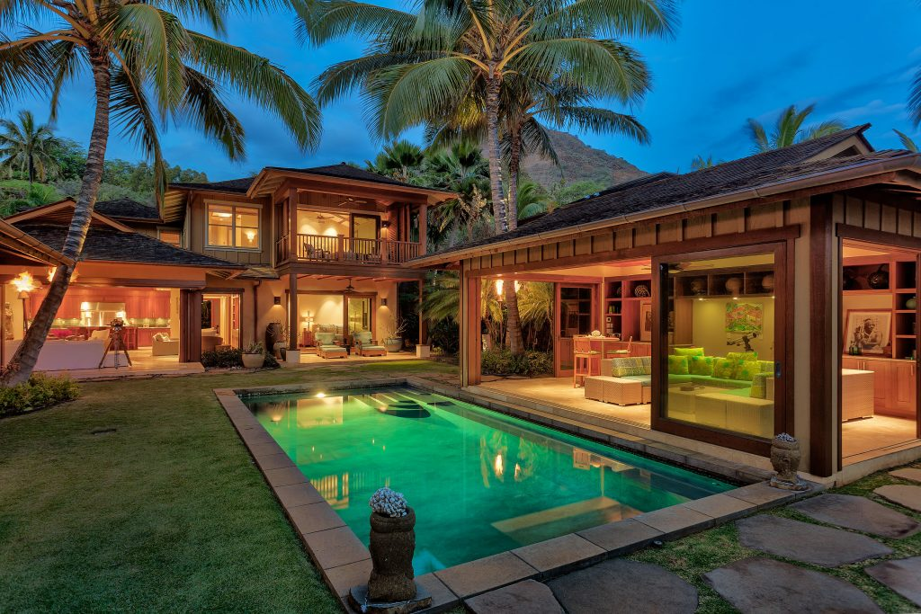 Oahu Luxury Home Photographer