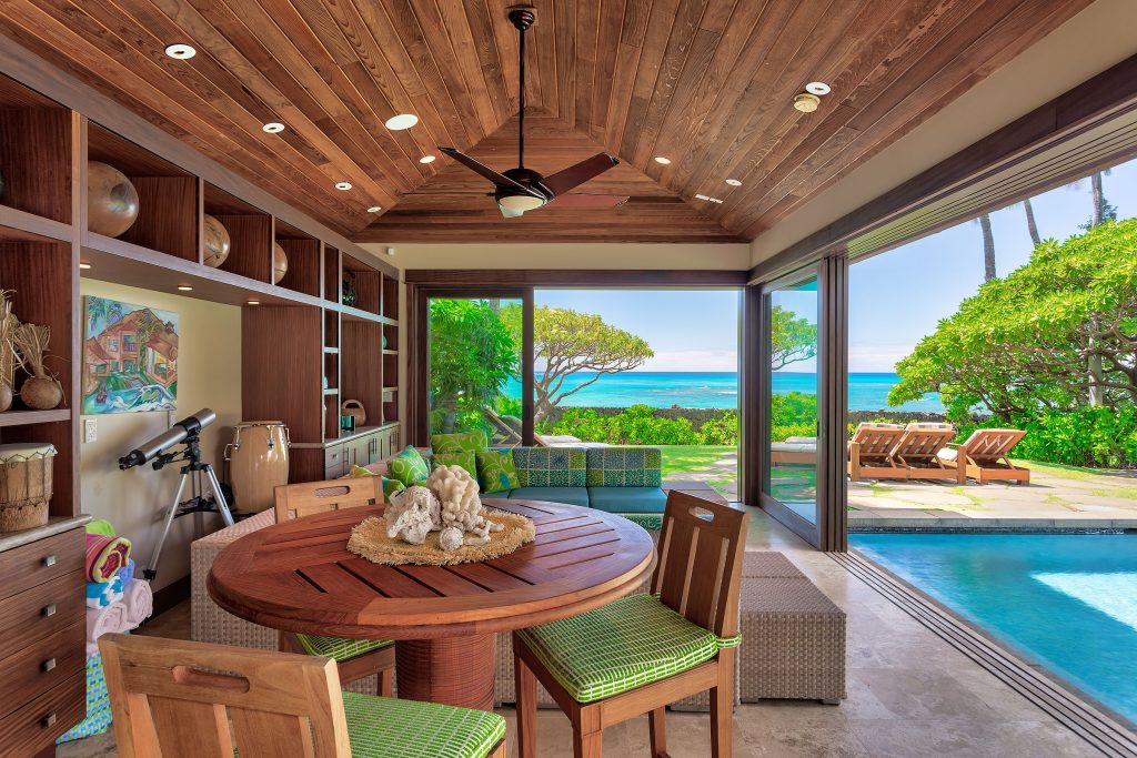 Oahu Luxury Home Photography