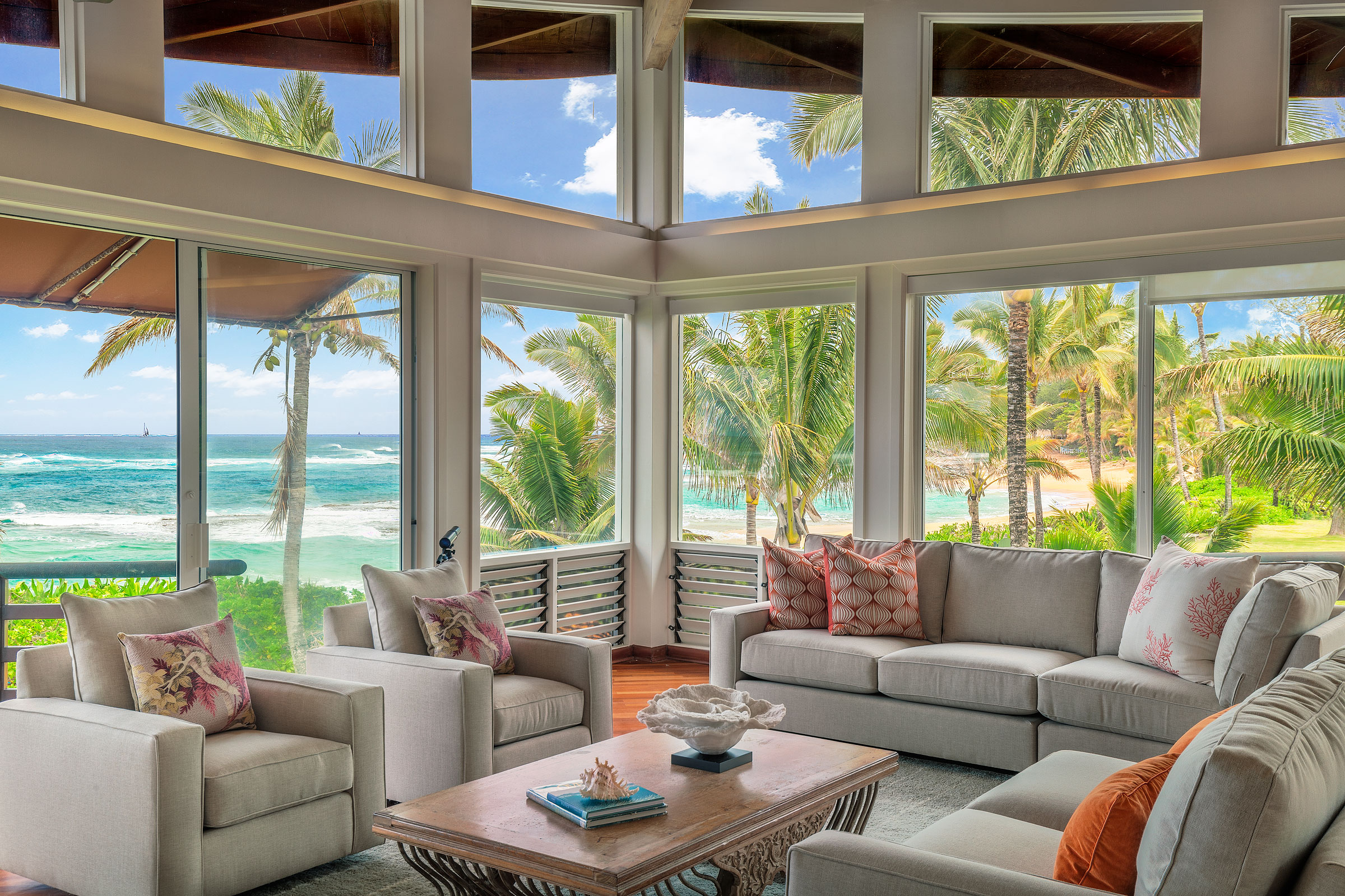 Kauai Luxury Home | Hawaii Real Estate Photographer | PanaViz