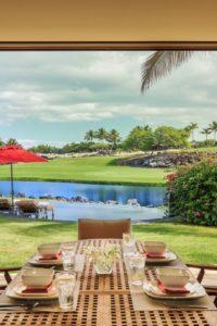 Hualalai Luxury Home Photos