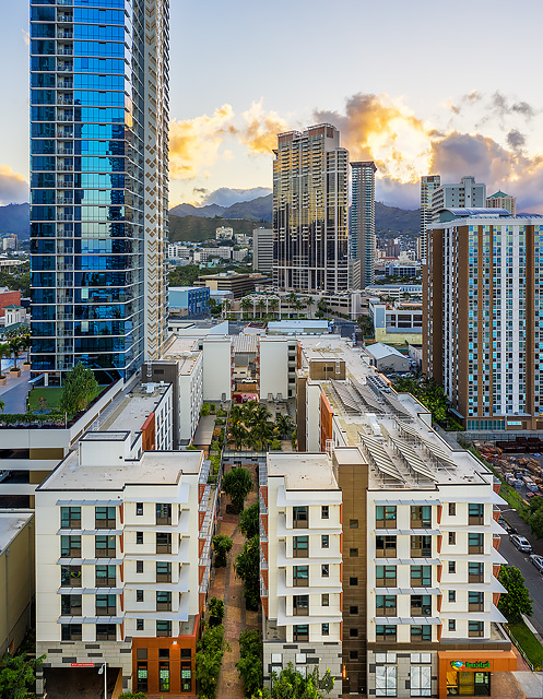 Commercial Real Estate Photography in Hawaii