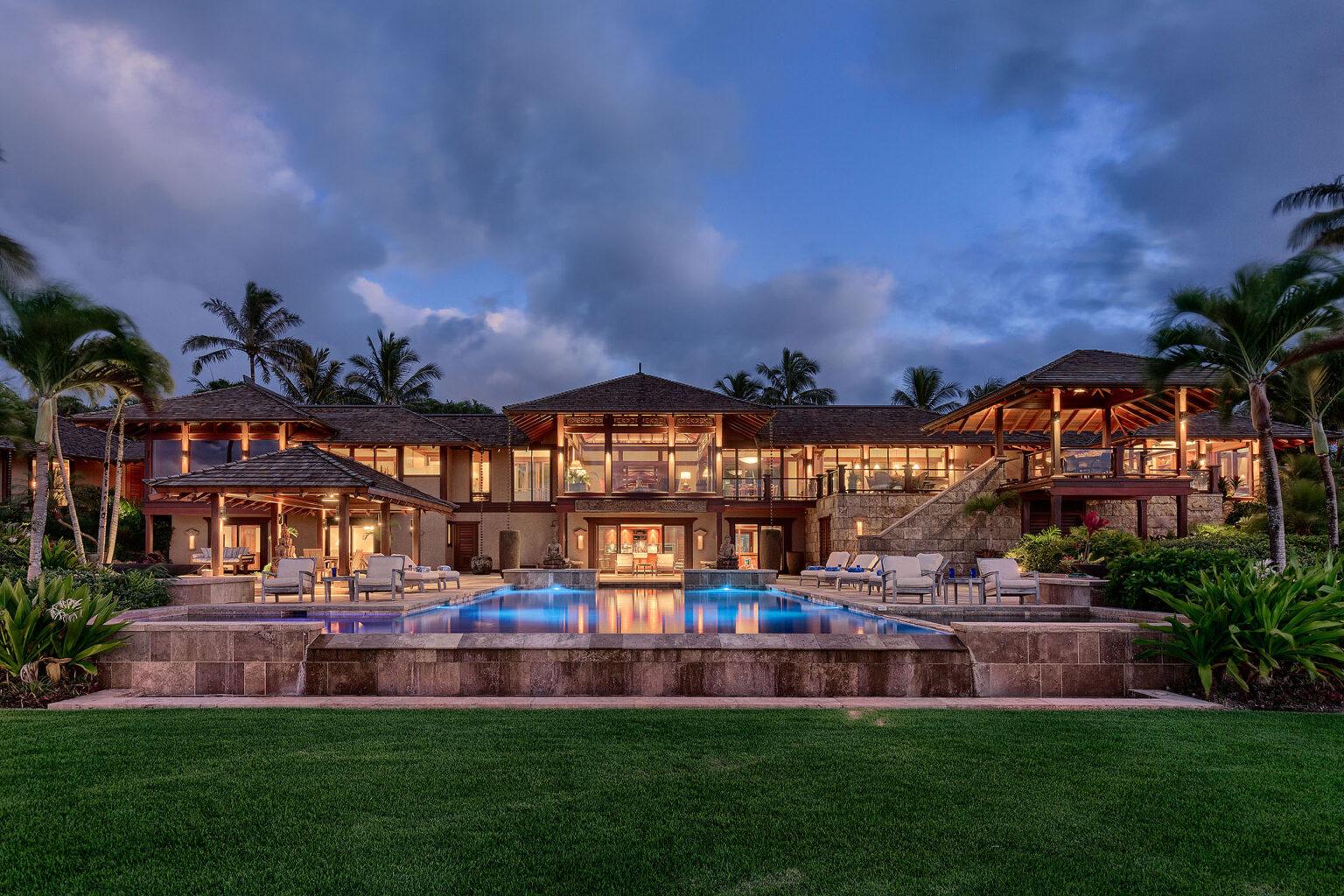 Hawaii Luxury Real Estate Photography